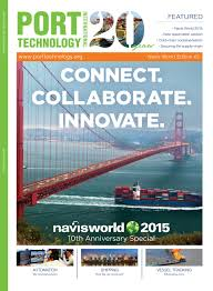 port technology navis world edition 65 by henley media group issuu