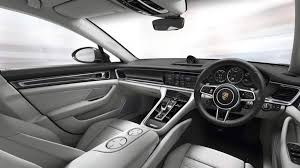 Interior Of Porsche Panamera Porsche Panamera Officially Launched In Pakistan
