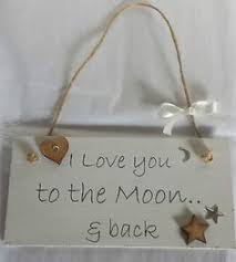 personalised shabby chic gift for nanny nan grandma birthday wood