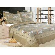Quilted Coverlets And Shams Quilts U0026 Bedspreads Walmart Com