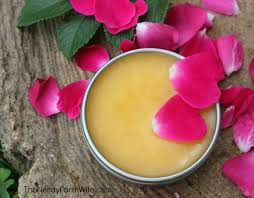 rose petal salve recipe u2013 the nerdy farm wife