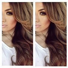 honey brown haie carmel highlights short hair chocolate brown hair with caramel and honey highlights