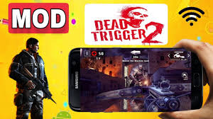 game dead trigger apk data mod how to install dead trigger 2 mod apk data android gameplay proof