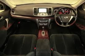 2008 Nissan Teana Checklist