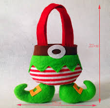 where to buy gift bags 2015 decoración de la navidad nuevo navidad bolsas de dulces 5