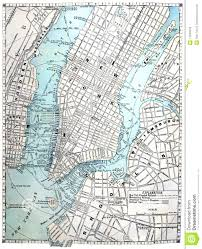map of nyc streets map of new york city major tourist attractions