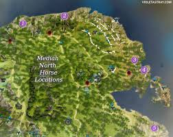 White Castle Locations Map Bdo Horse Taming Guide Plus Location Maps U2013 Violet Astray