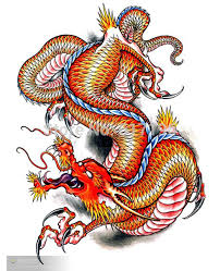 pdf format tattoo book 72pages beautiful dragon tattoo designs