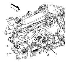 repair instructions knock sensor replacement bank 1 2010