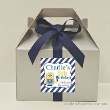 Birthday Favor Boxes by Best 25 Gable Boxes Ideas On Diy Favors 1st