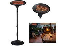 Outdoor Electric Heaters For Patios Jumbuck 2000w Quartz Electric Outdoor Heater For The Balcony