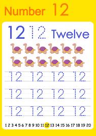 number 1 worksheets u2013 wallpapercraft