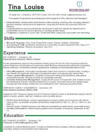 current resume trends administrative assistant resume sles 2016 choose it