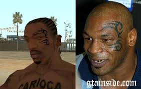 gta san andreas mike tyson tattoo mod gtainside com