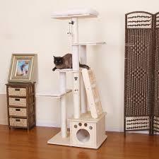 Cat Furniture Cat Furniture B2b Petpals Group Inc Loft Natural Wood