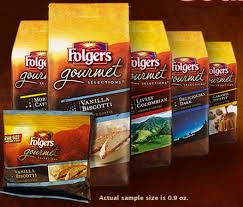 free folgers gourmet selections vanilla biscotti flavored coffee