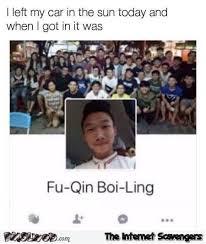 Meme Name - fu qin boi ling funny name meme pmslweb