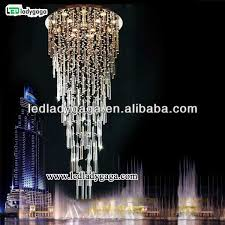 large ceiling chandeliers square led chandelier square led chandelier