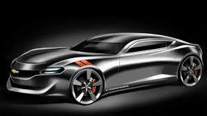 camaro coupe 2015 2015 chevrolet camaro coupe design study