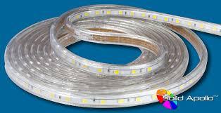 led light 120v iron