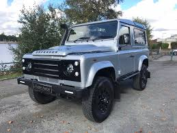 used land rover defender 90 suv 2 4 tdi county hard top 3dr in
