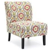 Armless Accent Chair Armless Accent Chairs