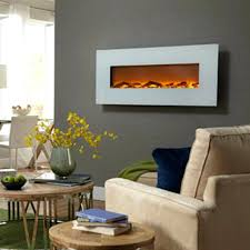 wall mount electric fireplace heater reviews mink media ideas