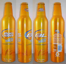 Bud Light Aluminum Bottle A B Specialty Beers