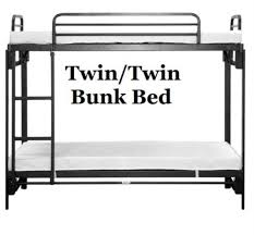 Fold Up Bunk Bed Twin Size Bunks Diamond Cargo Outlet - Folding bunk beds