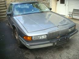 Regal Barn Find Used 1990 Buick Regal Limited Coupe 2 Door 3 1 L Low
