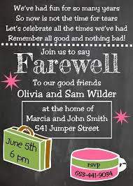 going away party invitations new selections 2018