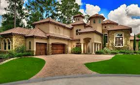 mediterranean style home mediterranean style home in the woodlands homes of the rich