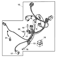 john deere wiring harness john wiring diagrams instruction