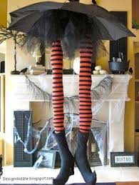 15 spooktacular outdoor halloween decorations jpg great effect and it u0027s actually easy i can use pool noodles for