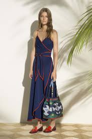 Long Beach Resort Resort Collection Tory Burch Resort 2017 Collection Vogue