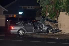 man killed in solo car crash in la palma u2013 orange county register