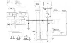100 gy6 motor wiring diagram ecobikeusa motofino electrical