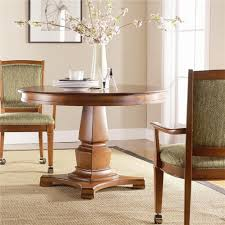 thomasville furniture bridges 2 0 round dining table u0026 chairs set