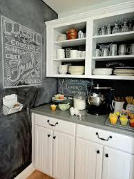 tableau craie cuisine déco deco cuisine tableau craie tableau noir craie déco créativité