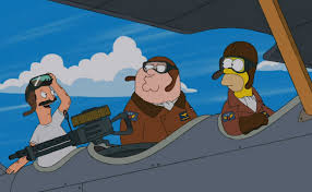 family guy thanksgiving episode a triple shot of simpsons weekend weirdness u2013 laser time