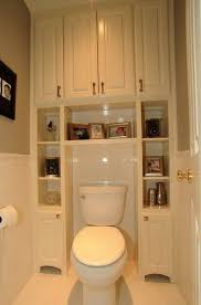 Bathroom Built In Storage Ideas The Toilet Storage Ideas For Space Bathroom Cabinets