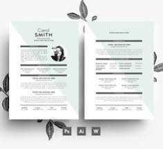 cv template and cover letter template flower resumes pinterest