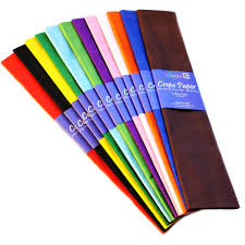 where to buy crepe paper wholesale crepe paper ideal for crafts and schools