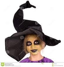 Girls Witch Halloween Costumes Young Witch Halloween Stock Photo Image 59590054