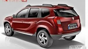 Dacia Renault Duster Successor Coming In 2017 U2013 Report