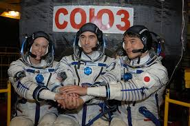 multi national crew to launch to space station aboard first soyuz