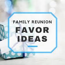 family reunion favors family reunion favors