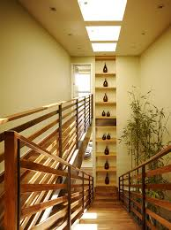 Modern Design Staircase Modern Stair Railing Staircase Contemporary With Open Stringer