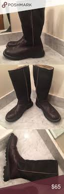 25 brown leather boots ideas on best 25 ugg leather boots ideas on ugg like boots