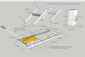 Motorlift Metals Metal Work And Lift Table - Work table design plans